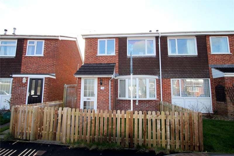3 Bedrooms End Of Terrace House for sale in Park Mead, Monkton Heathfield, Taunton, Somerset