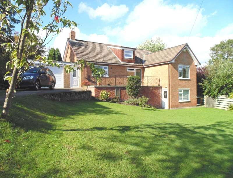 4 Bedrooms Detached Bungalow for sale in The Rigg Bank Lane, Faceby, Middlesbrough, TS9