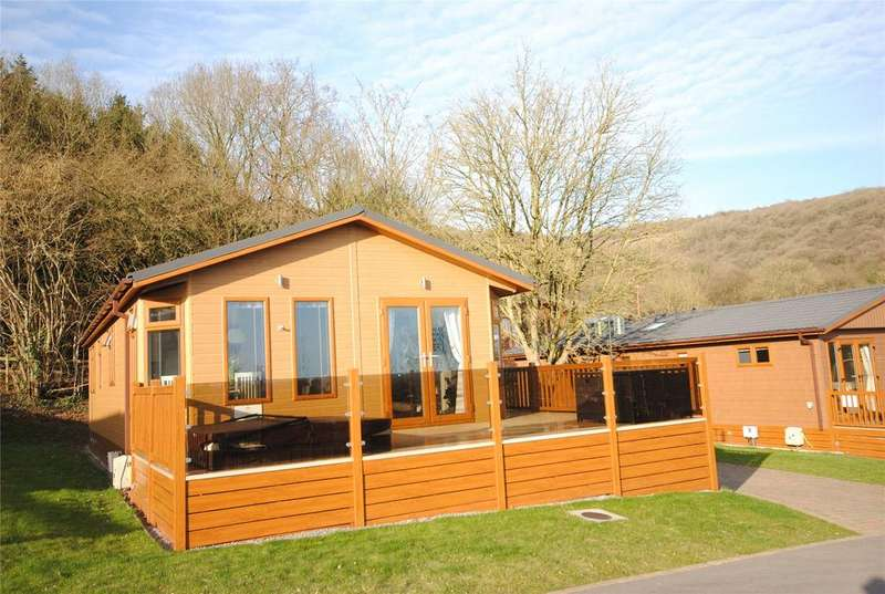 2 Bedrooms Mobile Home for sale in Cheddar Woods, Axbridge Road, Cheddar, BS27