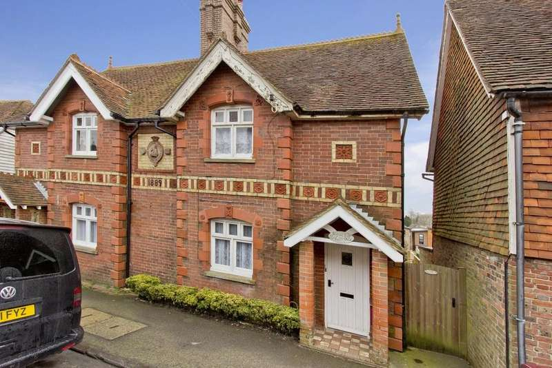 2 Bedrooms Semi Detached House for sale in South Street, Rotherfield