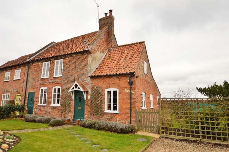 4 Bedrooms Cottage House for sale in Hindolveston, Dereham