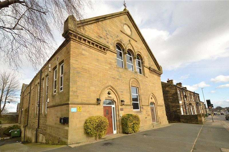 2 Bedrooms Apartment Flat for sale in Bruntcliffe Chapel, Bruntcliffe Road, Morley, Leeds