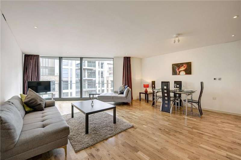 2 Bedrooms Flat for sale in Marshall Building, 3 Hermitage Street, Paddington, London, W2