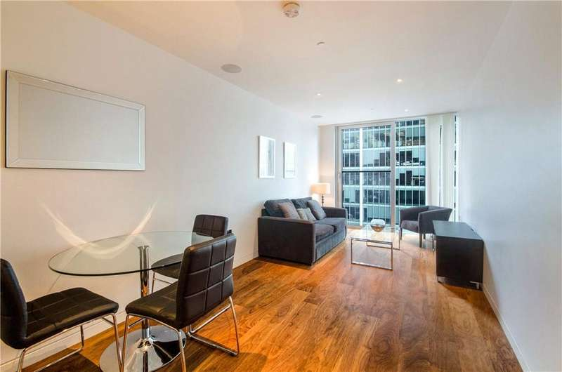 1 Bedroom Flat for sale in The Heron, 5 Moor Lane, City, London, EC2Y