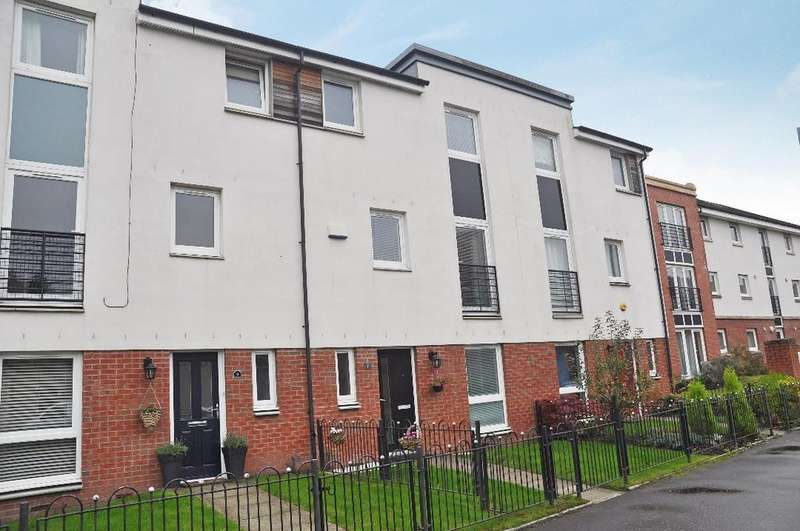 4 Bedrooms Terraced House for rent in Craigend Court , Anniesland , Glasgow , G13 2US