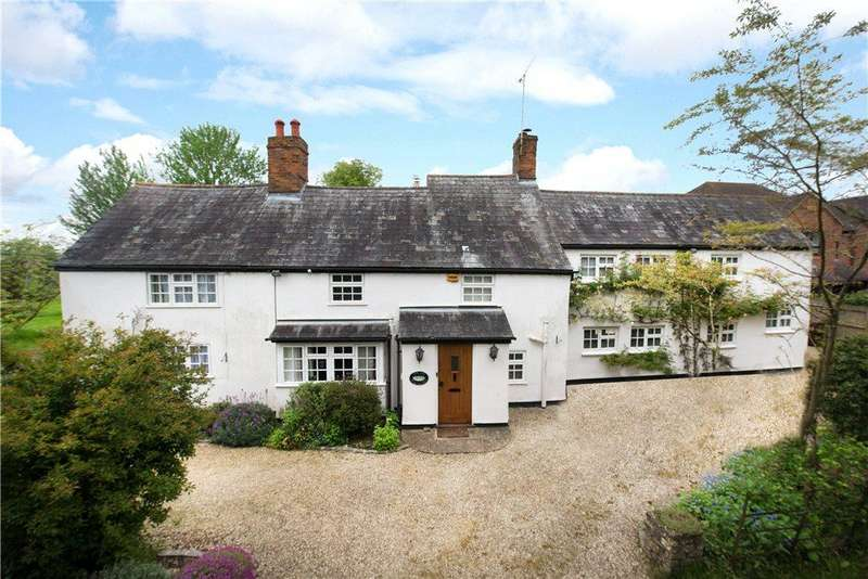 5 Bedrooms Detached House for sale in Leckhampstead Road, Akeley, Buckinghamshire