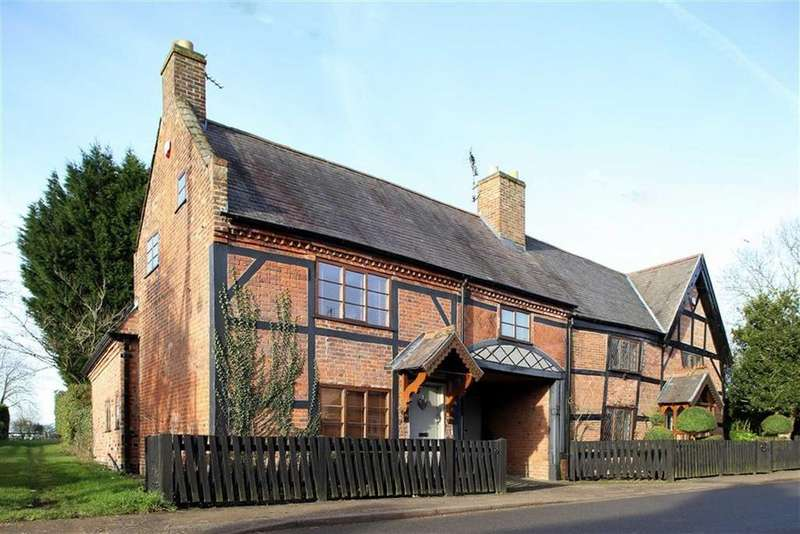 6 Bedrooms Detached House for sale in Main Street, Ashby Parva, Leicestershire