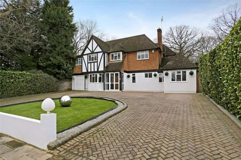6 Bedrooms Detached House for sale in Nicholas Way, Northwood, Middlesex, HA6