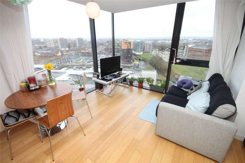 1 Bedroom Flat for sale in Islington Wharf, Great Ancoats Street, Manchester, M4