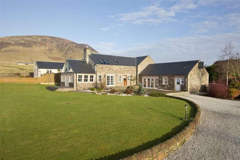 4 Bedrooms Unique Property for sale in The Barn, 3 West Millrig, Wiston, Biggar, ML12