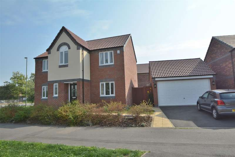 4 Bedrooms Property for sale in Pennyfields Boulevard, Long Eaton