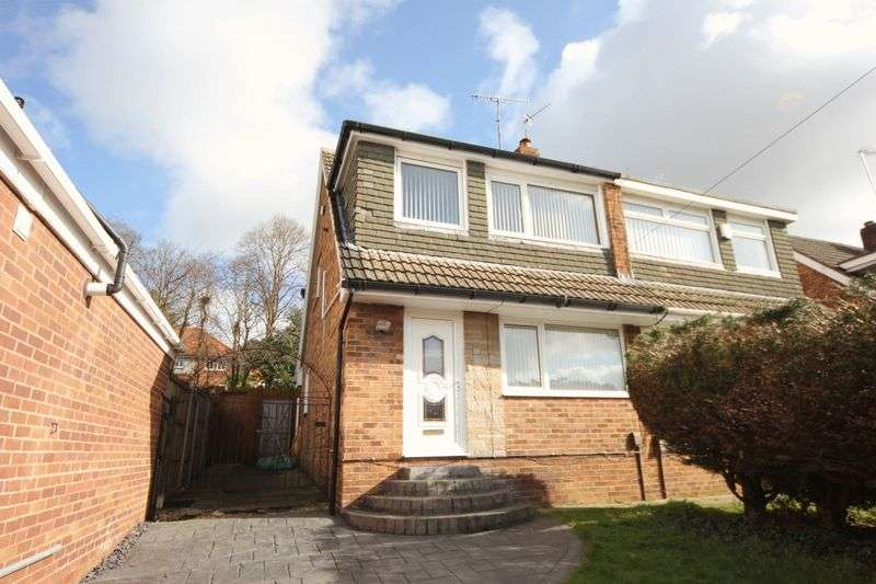 3 Bedrooms Semi Detached House for sale in Rivington Avenue, Prenton, Wirral