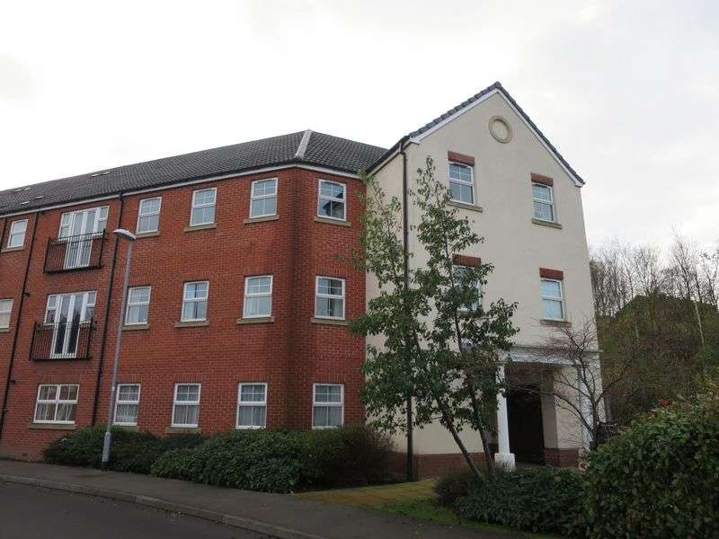 2 Bedrooms Flat for sale in Meadow Side Road, East Ardsley, Wakefield