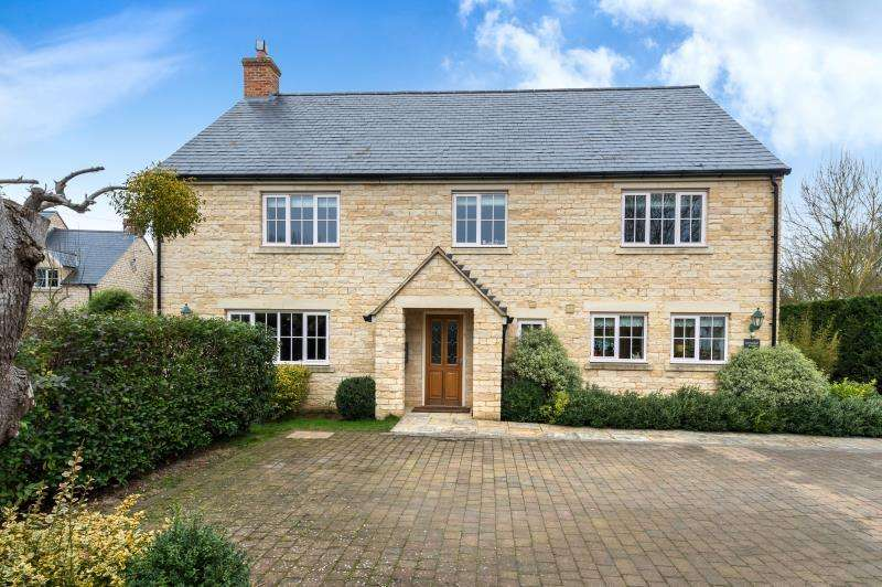 6 Bedrooms Detached House for sale in Springfield House, Eynsham Road, Sutton, Witney, Oxfordshire