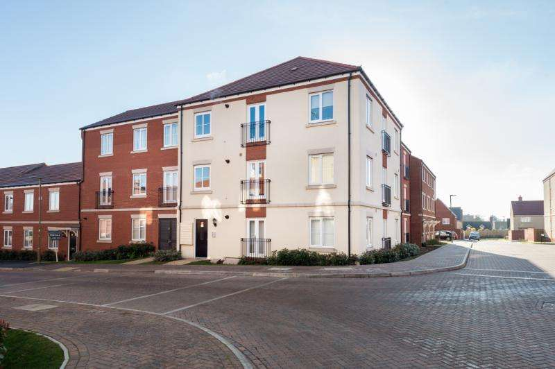 2 Bedrooms Apartment Flat for sale in Turner Drive, Oxford, Oxfordshire