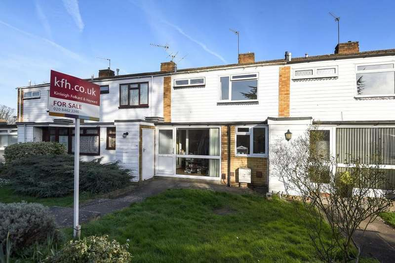 3 Bedrooms Terraced House for sale in Leybourne Close, Bromley, BR2