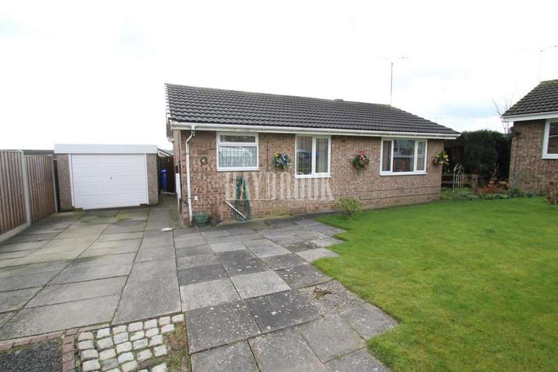 2 Bedrooms Bungalow for sale in Brookside Close, Hackenthorpe
