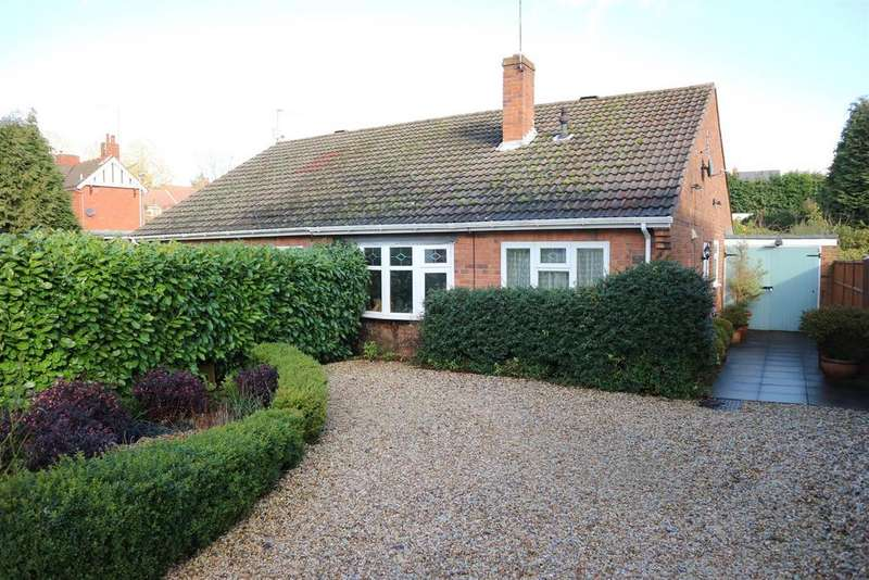 2 Bedrooms Semi Detached Bungalow for sale in Enville Road, Kinver