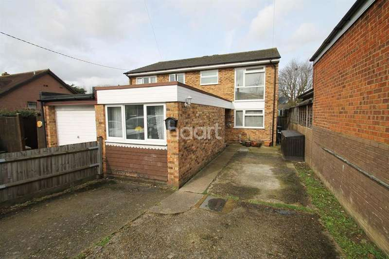 4 Bedrooms Semi Detached House for sale in Melrose Road, Biggin Hill