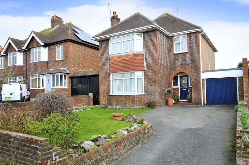 4 Bedrooms Detached House for sale in Sompting Road, Worthing