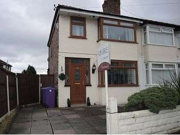 3 Bedrooms Semi Detached House for sale in Sherwyn Road, Anfield, Liverpool