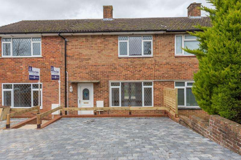 1 Bedroom Terraced House for sale in Halliday Hill, Headington, Oxford, Oxfordshire