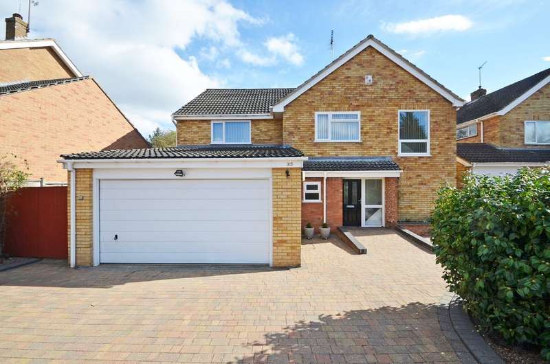 5 Bedrooms Detached House for sale in Dunchurch Road, Rugby