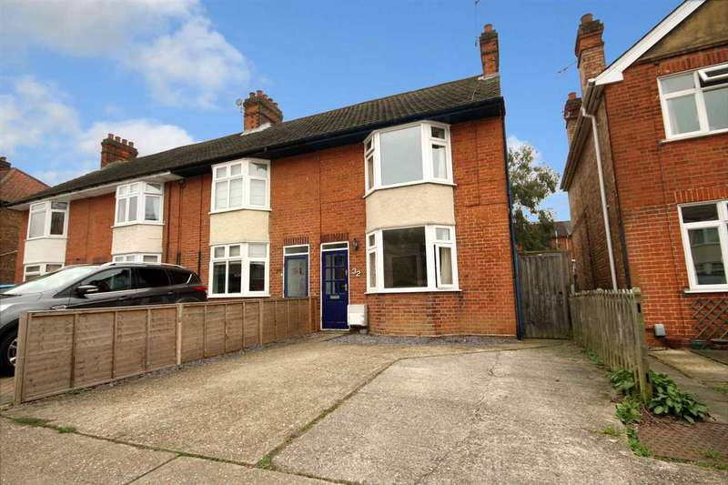 3 Bedrooms Semi Detached House for sale in Tuddenham Avenue, Ipswich