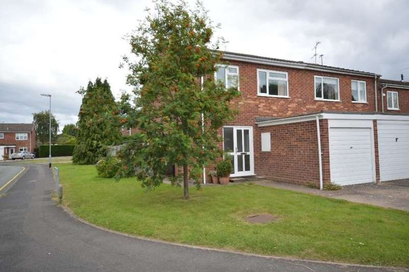 3 Bedrooms Semi Detached House for sale in Manston Drive, Perton, Wolverhampton, WV6