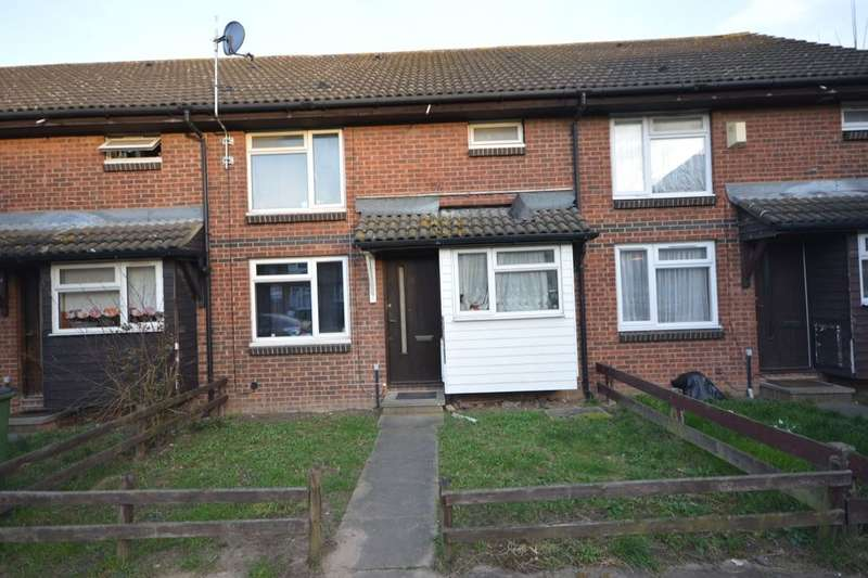 1 Bedroom Property for sale in Salhouse Close, North Thamesmead, London, SE28