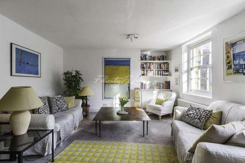 2 Bedrooms Maisonette Flat for sale in Barnsbury Street, Islington, N1