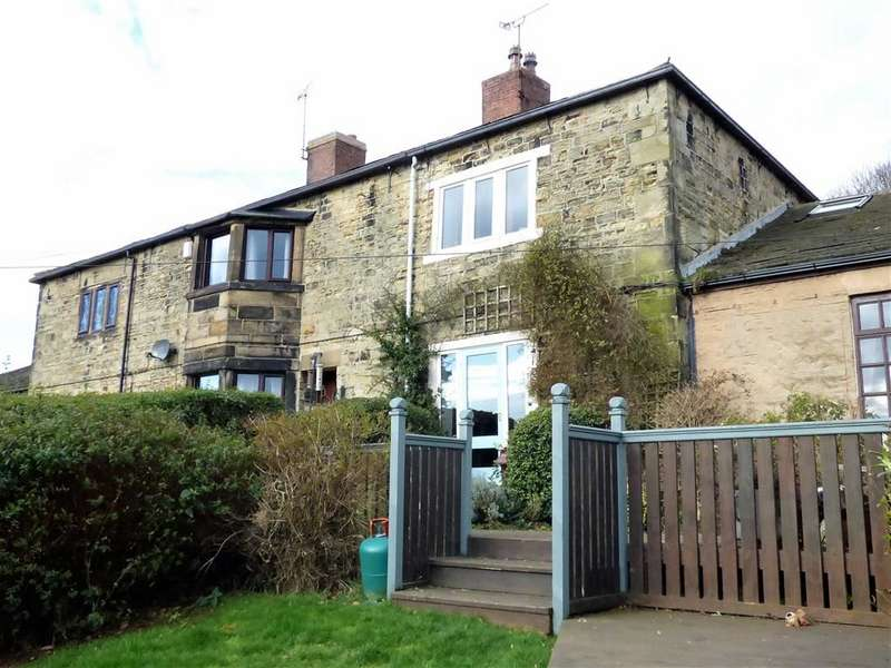 2 Bedrooms Property for sale in Greenland, High Hoyland, Barnsley, South Yorkshire, S75