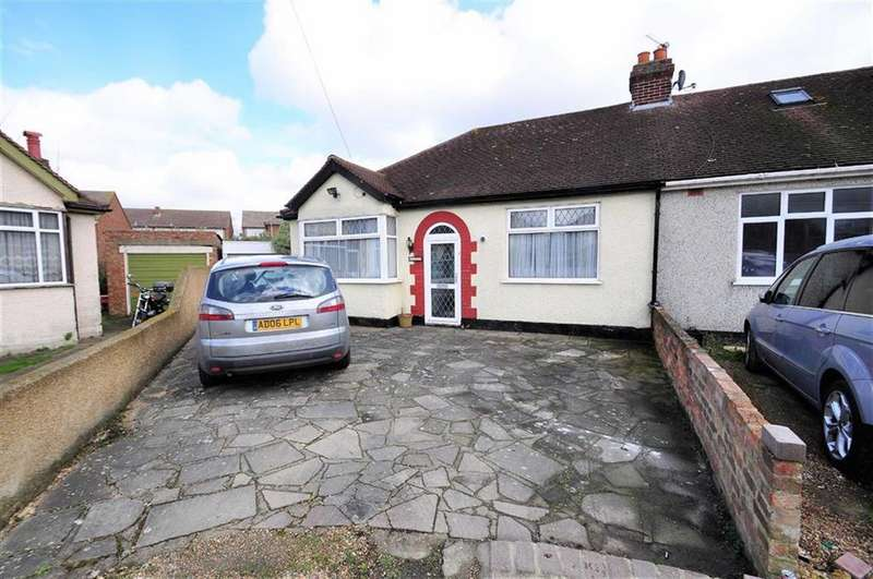 2 Bedrooms Semi Detached Bungalow for sale in Brunswick Close, Bexleyheath