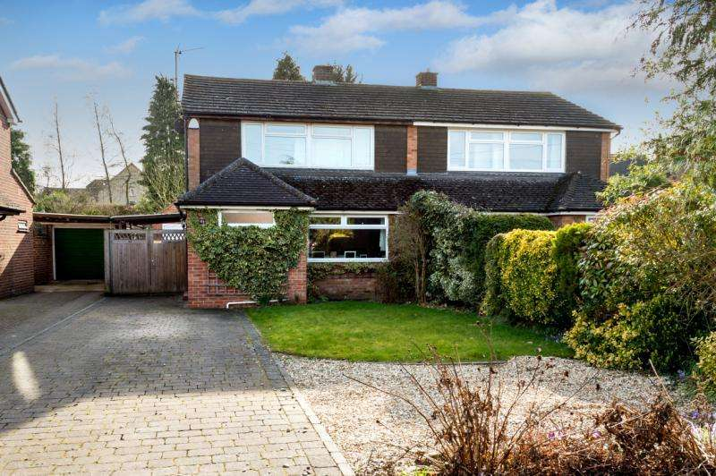 3 Bedrooms Semi Detached House for sale in Beech Road, Wheatley, Oxford