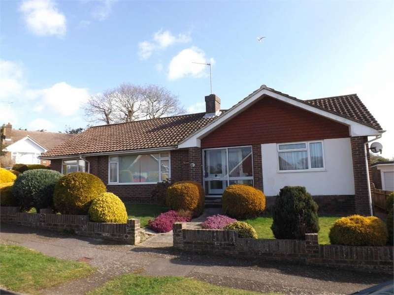 3 Bedrooms Detached Bungalow for sale in Roedean Close, Bexhill-on-Sea, East Sussex