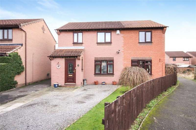 4 Bedrooms Detached House for sale in Lilford Close, Lincoln, LN2