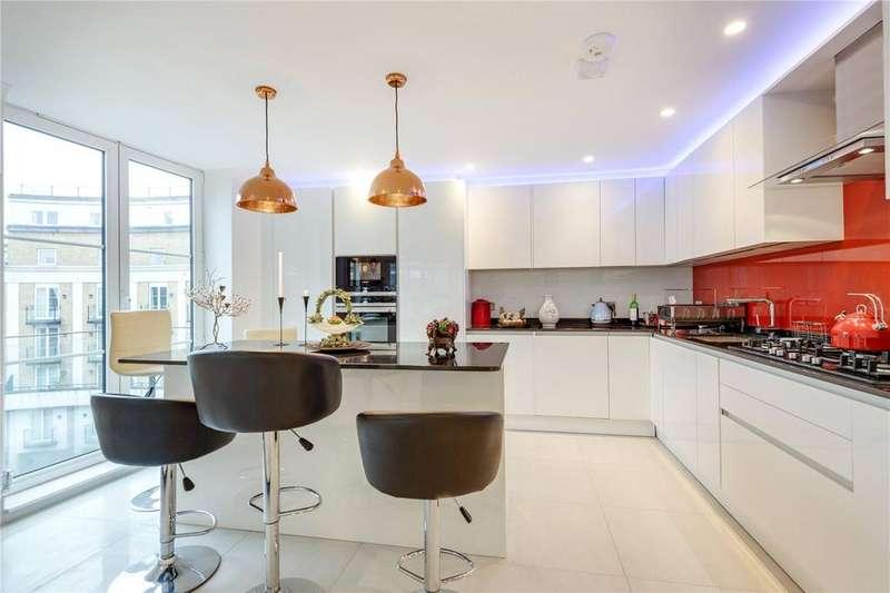 2 Bedrooms Flat for sale in Palgrave Gardens, Regents Park, London, NW1