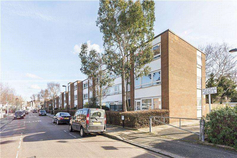 1 Bedroom Flat for sale in Boileau Road, London, SW13