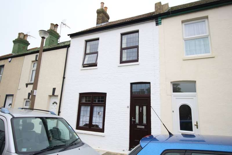 2 Bedrooms Property for sale in Buxton Road, Ramsgate, CT12