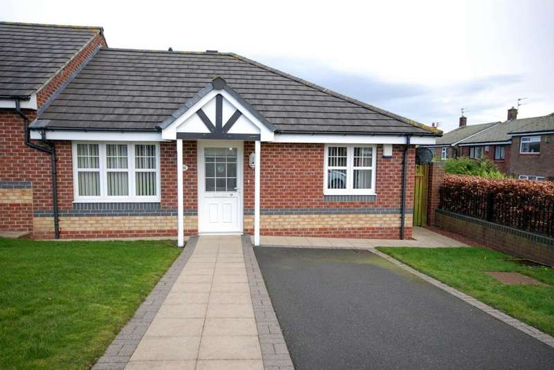 2 Bedrooms Bungalow for sale in Edinburgh Square, Carley Hill
