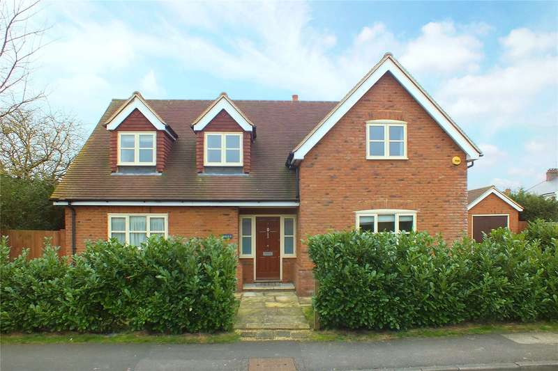 4 Bedrooms Detached House for sale in Northfield Road, Sherfield-on-Loddon, Hook, Hampshire, RG27
