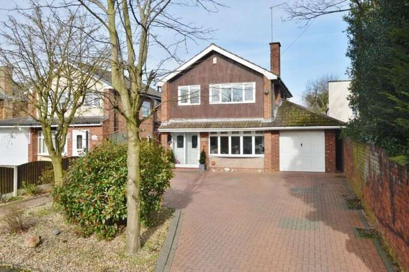 3 Bedrooms Detached House for sale in Wolseley Road, Rugeley