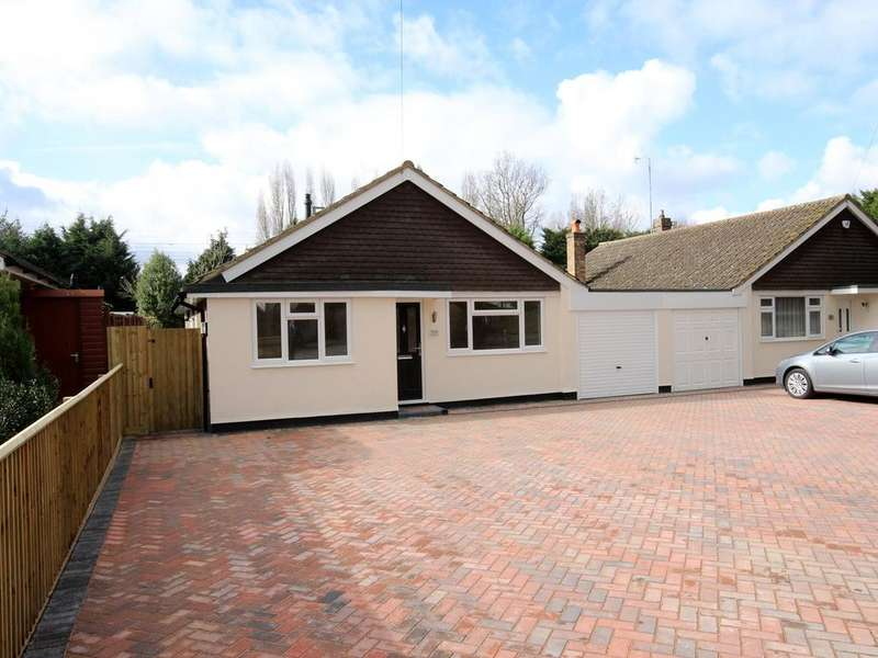 3 Bedrooms Detached Bungalow for sale in Ampthill Road, Flitwick, Bedford, MK45