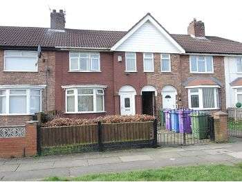 3 Bedrooms Terraced House for sale in 132 Dwerryhouse Lane, Norris Green, Liverpool