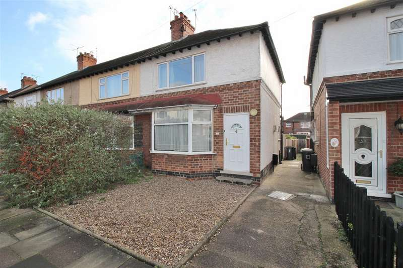 2 Bedrooms Property for sale in Robinet Road, Beeston, Nottingham