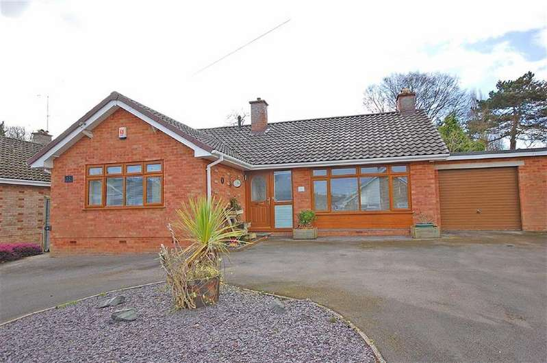 3 Bedrooms Detached Bungalow for sale in Bafford Grove, Charlton Kings, Cheltenham, GL53