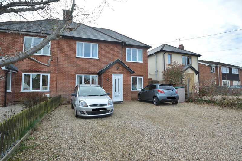 5 Bedrooms Semi Detached House for sale in Tey Road, Earls Colne, Colchester CO6