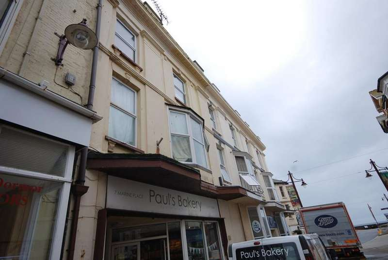 2 Bedrooms Flat for rent in 7 Marine Place, Seaton
