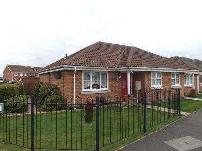 2 Bedrooms Bungalow for sale in Simpson Close, Chapel St. Leonards, Skegness