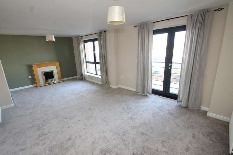 2 Bedrooms Flat for sale in Milehouse